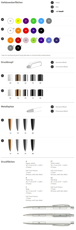 DS8 Kugelschreiber Prodir