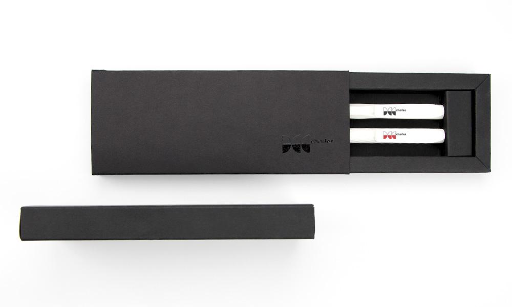 Prodir Verpackung PS5 Werbekugelschreiber