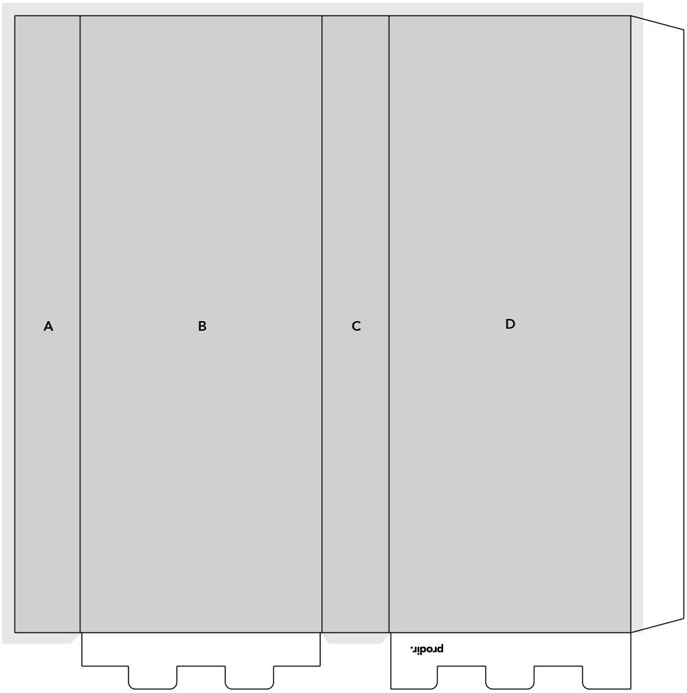 Prodir Verpackung PS6 Werbekugelschreiber